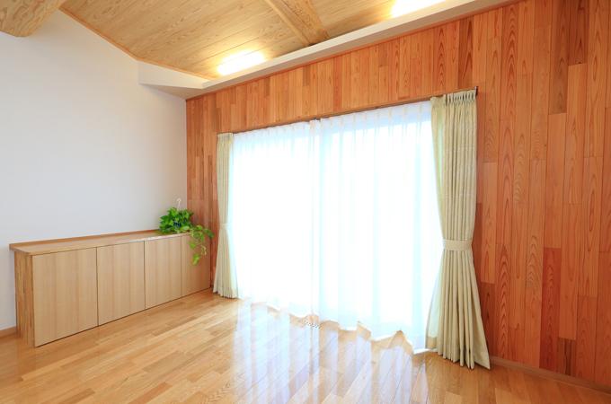 モザイク調の部屋2
